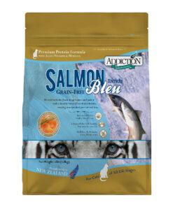Addiction Grain Free Salmon Bleu Formula Dry Cat Food