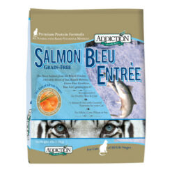 Addiction Grain Free Salmon Bleu Formula Dry Cat Food