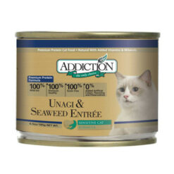 Addiction Unagi & Seaweed Entree Canned Cat Food