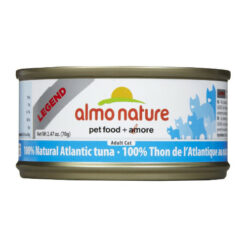 Almo Nature Legend 100% Natural Atlantic Tuna Canned Cat Food