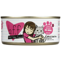 Best Feline Friend Tuna & Bonito Be Mine Canned Cat Food