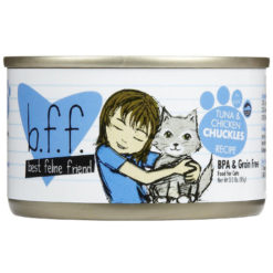 Best Feline Friend Tuna & Chicken Chuckles Cat Food