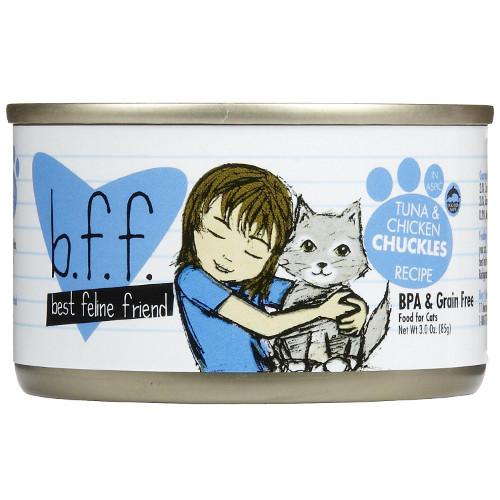 Best Feline Friend Tuna & Chicken Chuckles Cat Food