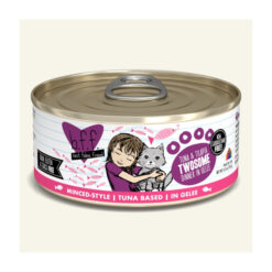 Best Feline Friend Tuna & Tilapia Twosome Dinner in Gelee Canned Cat Food