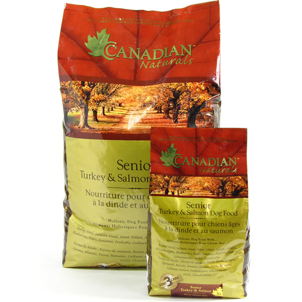 Canadian Naturals Dog Food Ingredients