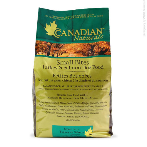 Canadian Made Natural Dog Food