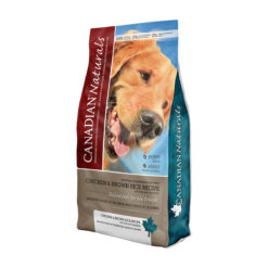 Canadian Naturals Chicken & Brown Rice Dry Dog Food