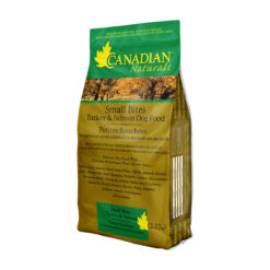 Canadian Naturals Small Bites Turkey & Salmon Dry Dog Food