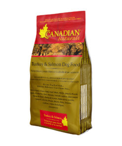 Canadian Naturals Turkey & Salmon Dry Dog Food