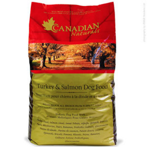 Canadian Naturals Dog Food Where Is It Made