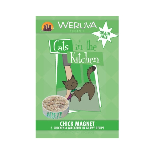 Weruva Cats In the Kitchen Chick Magnet Pouches