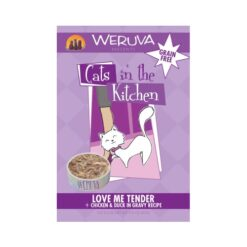 Weruva Cats In the Kitchen Love Me Tender Pouches