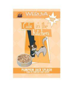 Weruva Cats In the Kitchen Pumpkin Jack Splash Pouches