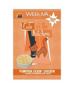 Weruva Cats In the Kitchen Pumpkin Lickin Chicken Pouches