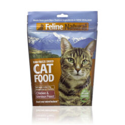 K9 Feline Natural Chicken & Venison Feast Raw Freeze-Dried Cat Food