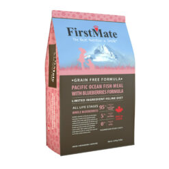 FirstMate Grain Free Pacific Ocean Fish With Blueberries Dry Cat Food