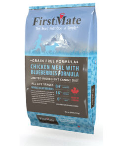 FirstMate Grain Free Chicken with Blueberries Dry Dog Food