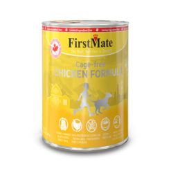 FirstMate Chicken Formula Limited Ingredient Grain-Free Canned Dog Food