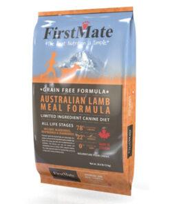 FirstMate Grain Free - Australian Lamb