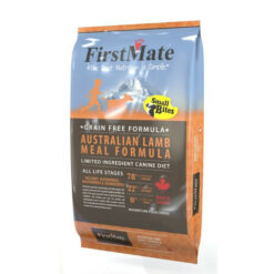 FirstMate Grain Free Australian Lamb Small Bites Dry Dog Food