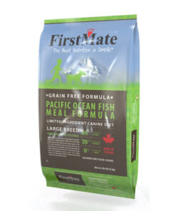 FirstMate Grain Free Pacific Ocean Fish Large Breed Dry Dog Food