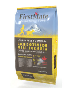 FirstMate Grain Free Pacific Ocean Fish puppy Dry Dog Food