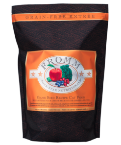 Fromm Four Star Grain Free Game Bird Dry Cat Food