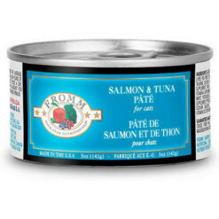 Fromm Four Star Salmon and Tuna Pate Canned Cat Food