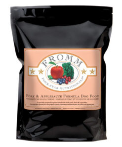 Fromm Four Star Pork and Applesauce Dry Dog Food