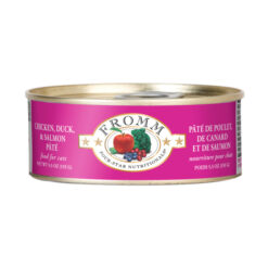 Fromm Four Star Chicken, Duck and Salmon Pate Canned Cat Food