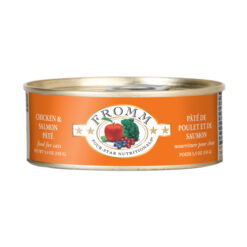 Four Star Grain Free Chicken & Salmon Pate Canned Cat Food