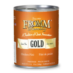 Fromm Gold Chicken Pate Canned Dog Food