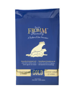 Fromm Gold Senior and Reduced Activity Dry Dog Food