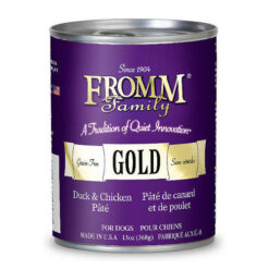 Fromm Gold Duck & Chicken Pate Canned Dog Food