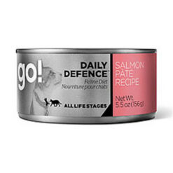 Go! Daily Defence Salmon Pate Canned Cat Food