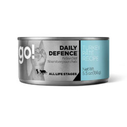 GO! DAILY DEFENCE™ Turkey Pâté Recipe Canned Cat Food