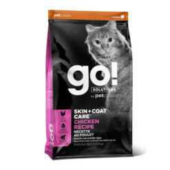 GO! Skin + Coat Chicken Recipe Dry Cat FoodGO! Skin + Coat Chicken Recipe Dry Cat Food