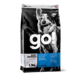 GO! DAILY DEFENCE™ Chicken Recipe Dry Dog Food