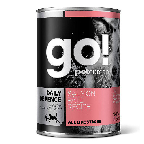 GO! DAILY DEFENCE™ Salmon Pâté Recipe Canned Dog Food