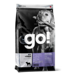 GO! FIT + FREE™ Grain Free Senior Dry Dog Food