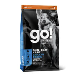 GO! Skin + Coat Chicken Recipe Dry Dog Food