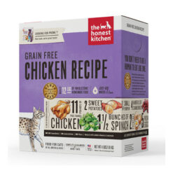 The Honest Kitchen Prowl Free Range Chicken and Grain Free Dehydrated Cat Food