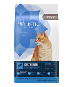 Holistic Select Anchovy & Sardine Meal Recipe Dry Cat Food
