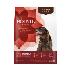 Holistic Select Senior Health Chicken Meal & Lentils Dry Dog Food