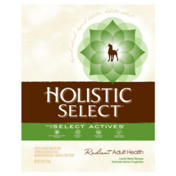 Holistic Select Lamb Meal Dry Dog Food