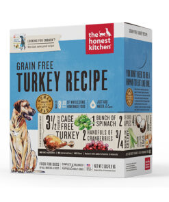 The Honest Kitchen Embark Turkey and Grain Free Dehydrated Dog Food