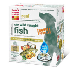The Honest Kitchen Zeal Fish and Grain Free Dehydrated Dog Food