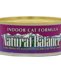 Natural Balance Indoor Ultra Premium Formula Canned Cat Food