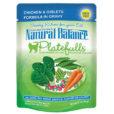Natural Balance Platefulls® Chicken & Giblets Formula in Gravy Cat Pouch