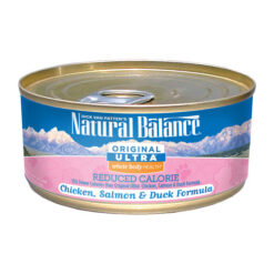 Natural Balance Whole Body Health Reduced Calorie Canned Cat Food